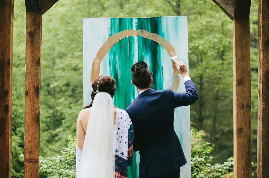 Alternative Unity Ceremony Ideas for Your Wedding: 11 of Our Favourite