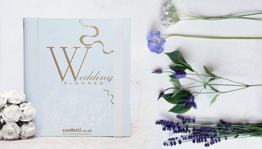 Wedding Planner Exclusive To Confetti | Confetti.co.uk