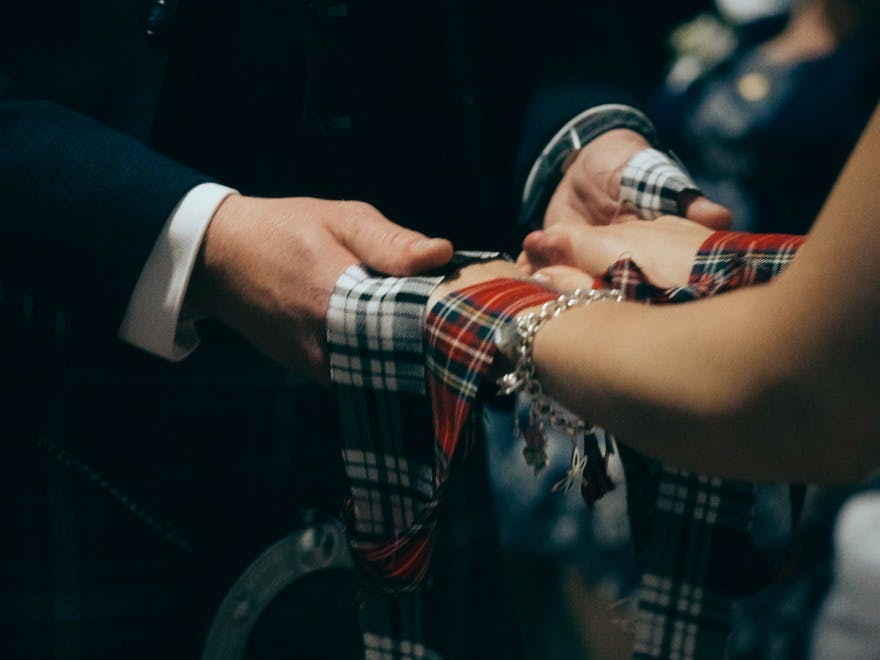 Jayne and Keith's Scottish Wedding | Confetti.co.uk
