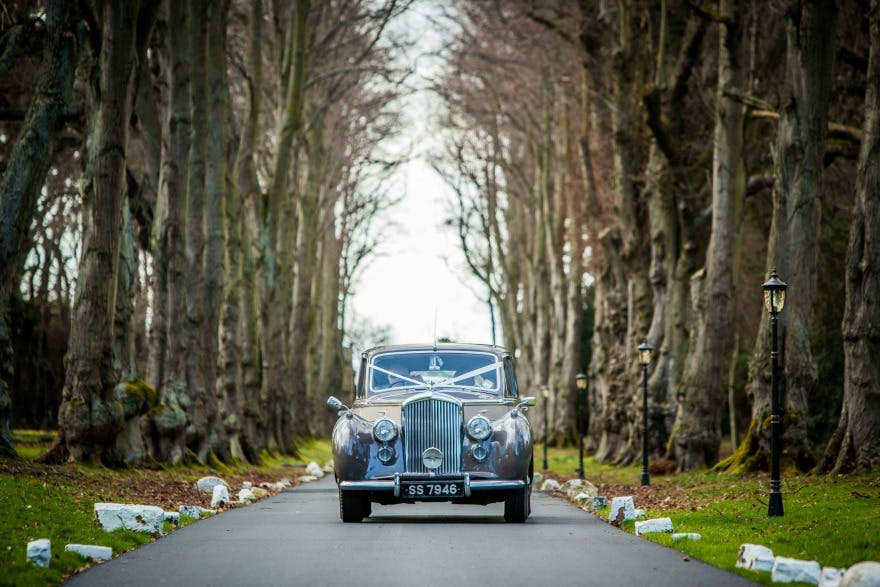Luxury weddings at Carberry Tower Scotland | Confetti.co.uk