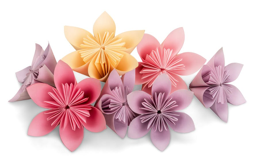 How To Make Paper Flowers Diy Paper Flowers Confetti Co Uk