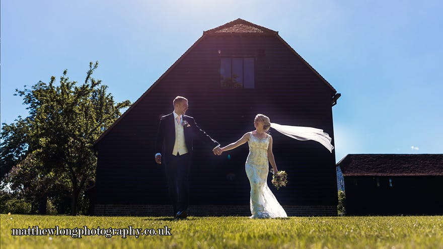 The Coach House Rustic Barn Wedding Venue by Matthew Long Photography | Confetti.co.uk
