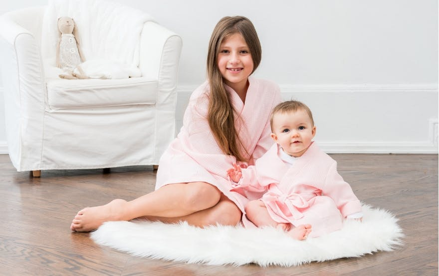 Confetti Robes for Kids
