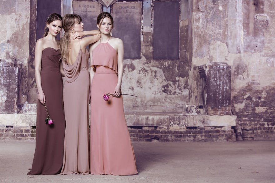 Will You Be My Bridesmaid Best Bridesmaid Proposal Ideas - Kelsey Rose 2017 Bridesmaid Dresses | Confetti.co.uk