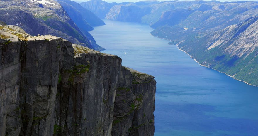 A Day Hike Famous Kjerag Norway by Tinggly Gift Experiences | Confetti.co.uk