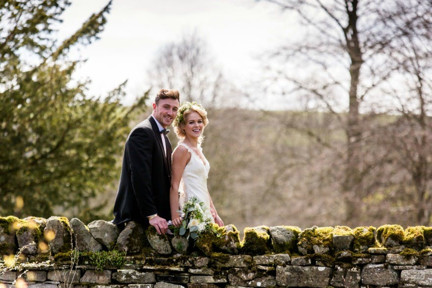 Spring weddings at the Devonshire Arms | Confetti.co.uk