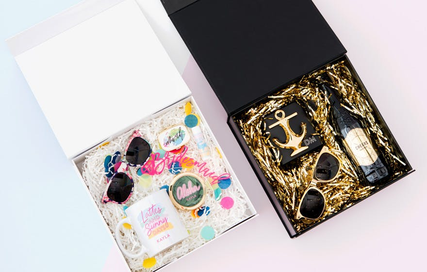 Engagement Gift Box Ideas for Him and Her | Confetti.co.uk