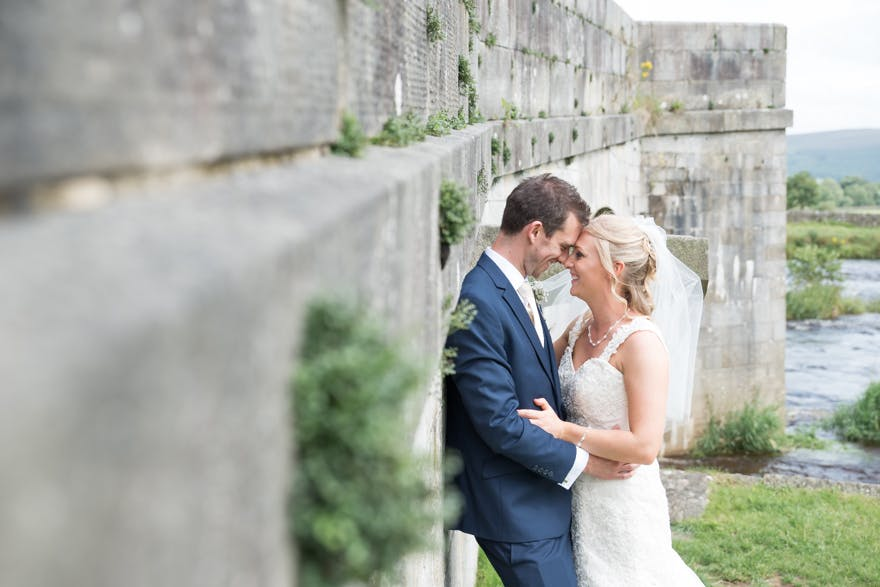 Wedding Blessing at the Devonshire Fell | Confetti.co.uk