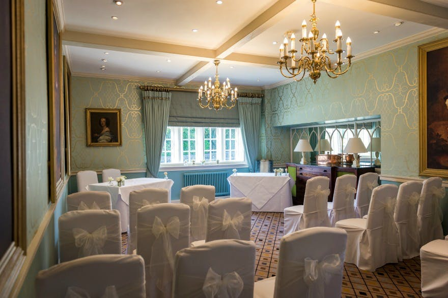 Hartington Room at the Devonshire Arms Hotel and Spa | Confetti.co.uk