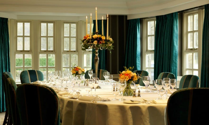 Clifford Room at the Devonshire Arms Hotel and Spa | Confetti.co.uk