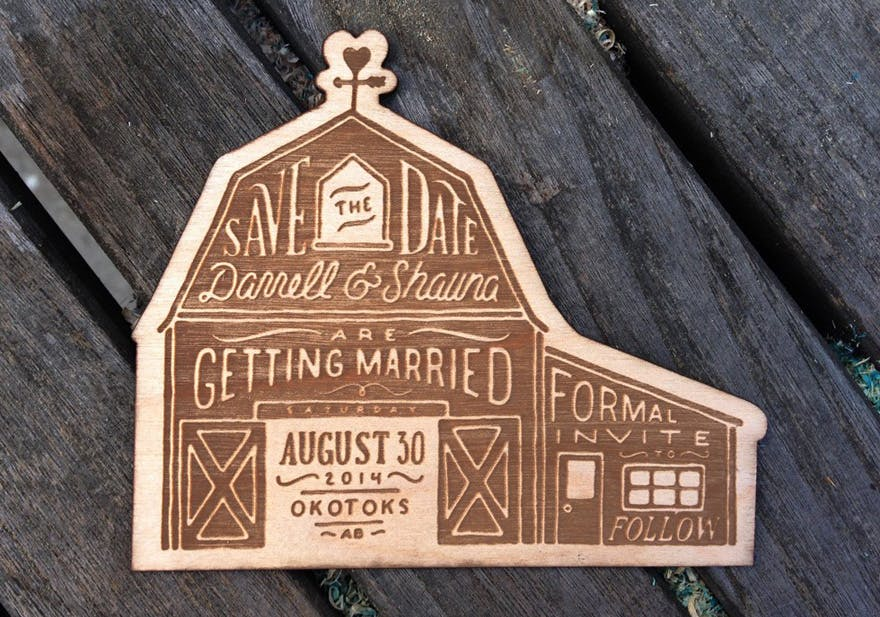 Save the Date Ideas: Our Top 14 Save the Date Ideas - Confetti co uk