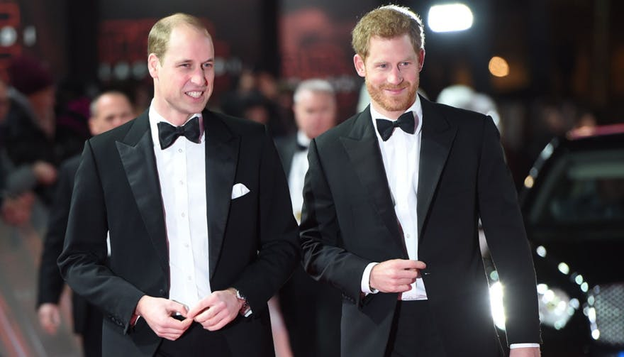Prince Harry Has Asked His Brother Prince William To Be His Best Man | Confetti.co.uk