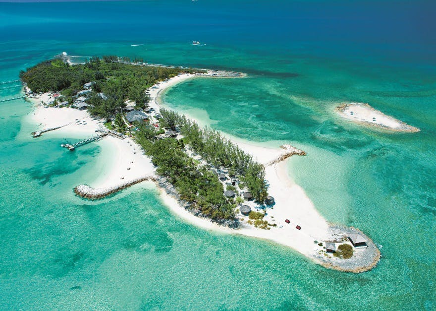 Royal wedding honeymoon at Sandals Royal Bahamian Private Island | Confetti.co.uk