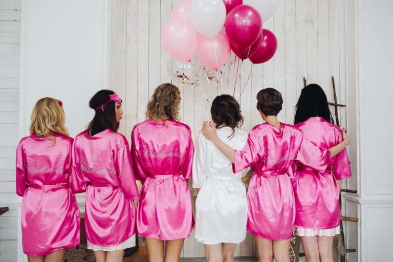Bad bridesmaids - how to deal with them