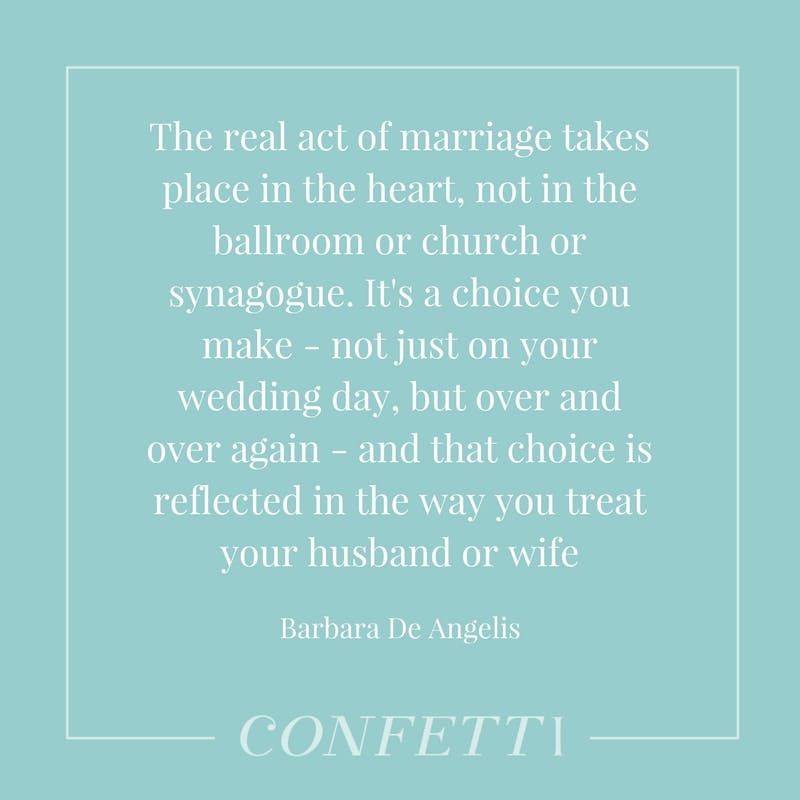 Wise marriage quote by expert