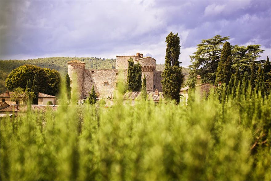 Castello di Meleto Enchanting Castle Wedding in Chianti, Tuscany, Italy - Italian Castle Wedding Venues Abroad | Confetti.co.uk