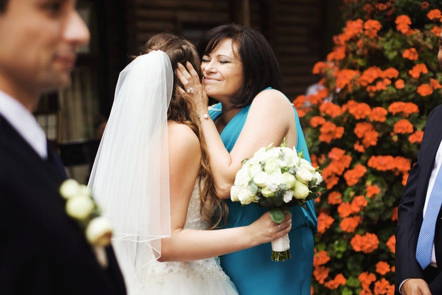 What to do if your dad isn't at your wedding | Confetti.co.uk