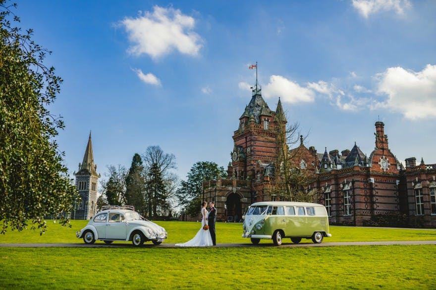 Luxurious wedding venues The Elvetham Hampshire | Confetti.co.uk