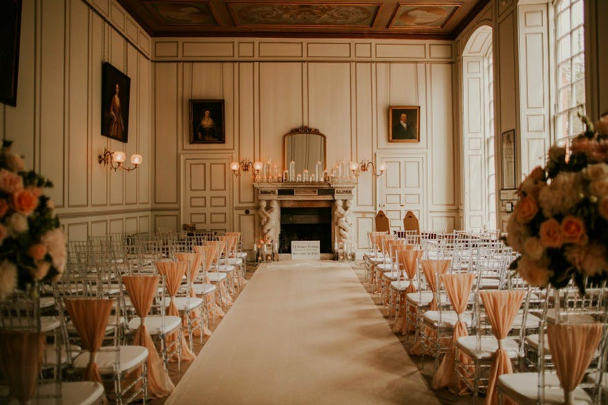 Gosfield Hall Essex | Confetti.co.uk
