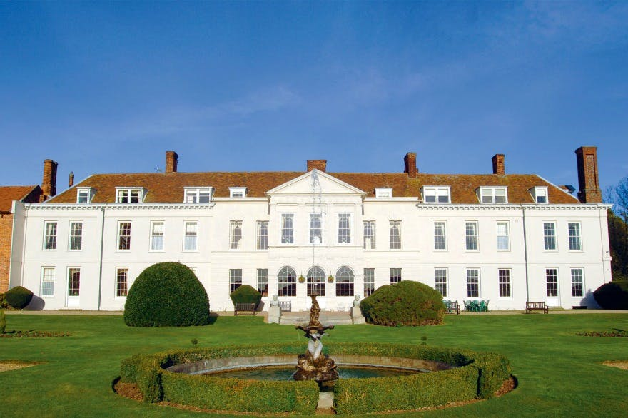 Luxurious wedding venues Gosfield Hall Essex | Confetti.co.uk
