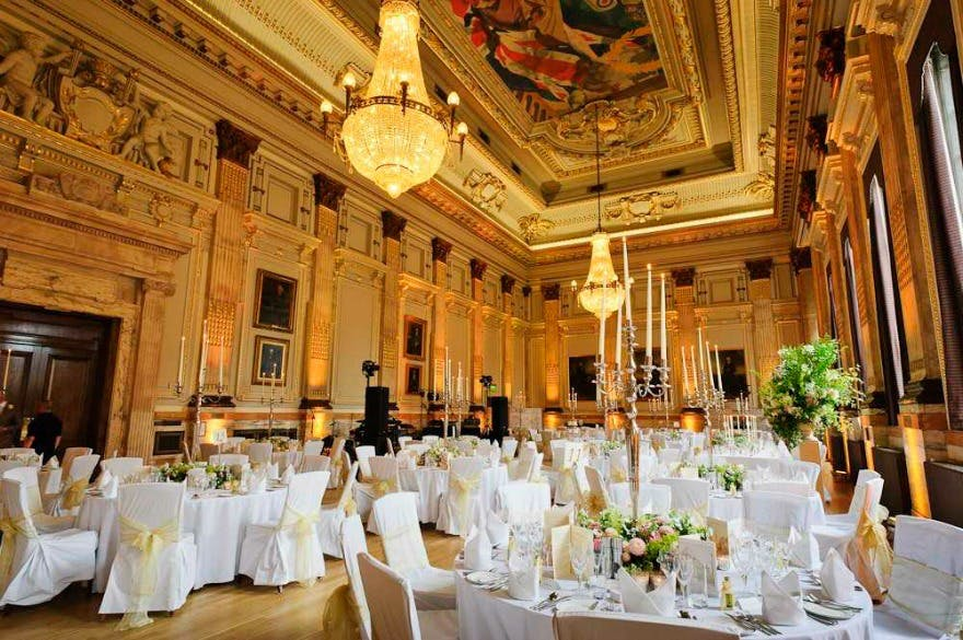 Luxurious wedding venues One Great George Street Westminster | Confetti.co.uk
