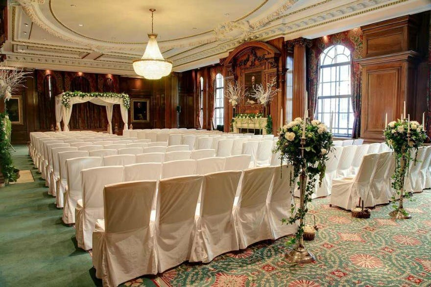 Luxurious wedding venues One Great George Street Westminster| Confetti.co.uk