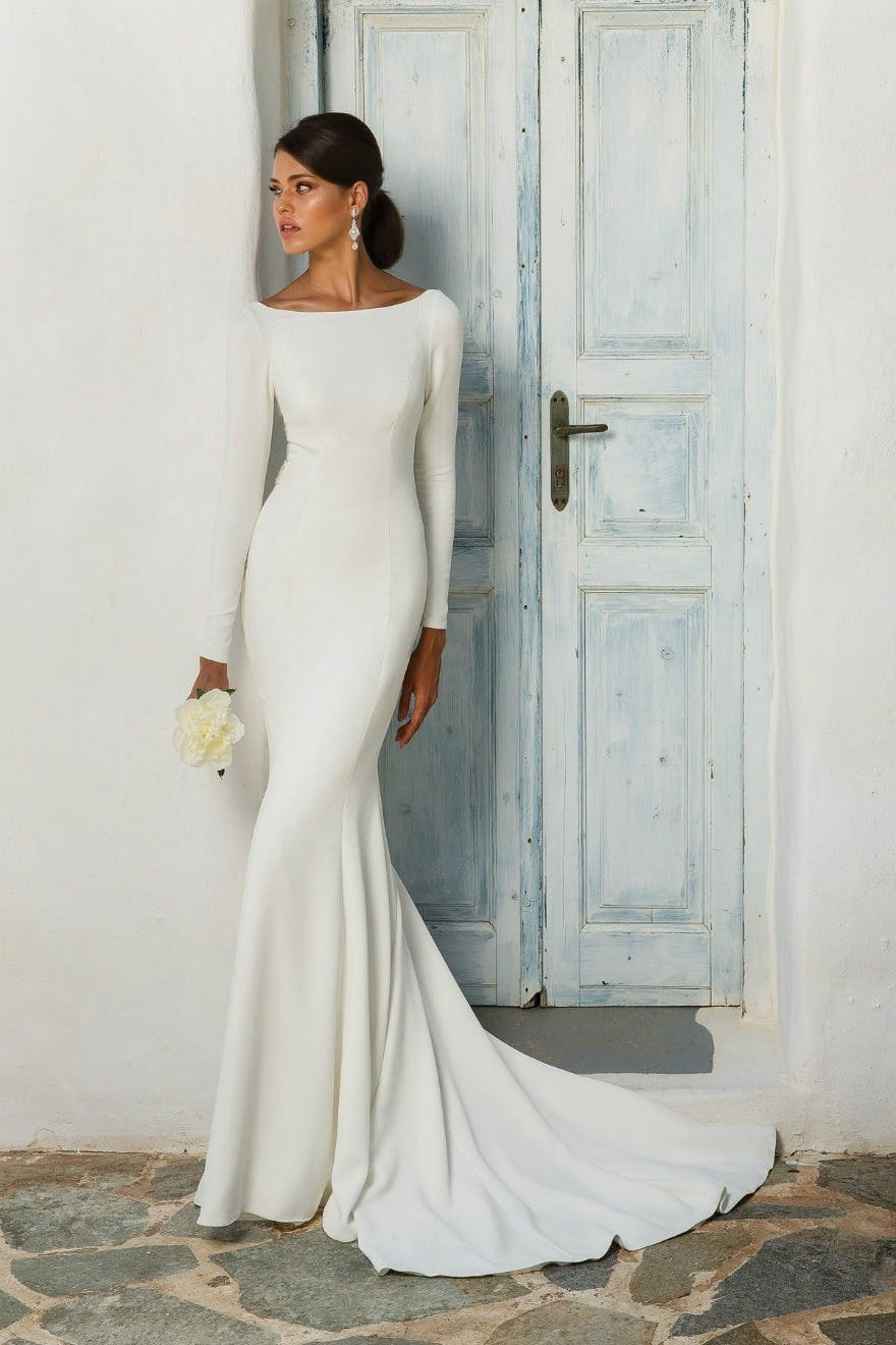 Bridesmaid Dresses Long Sleeves for Arms