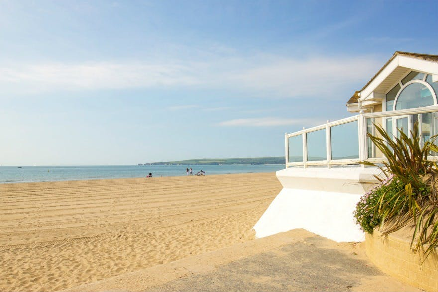 Coastal Wedding Venues Sandbanks Hotel Poole Confetti Co Uk