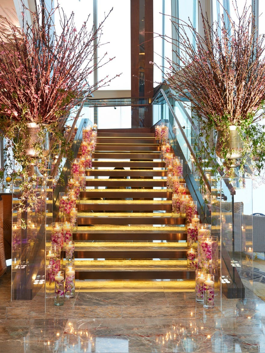 Shangri-La Hotel at the Shard London | Confetti.co.uk