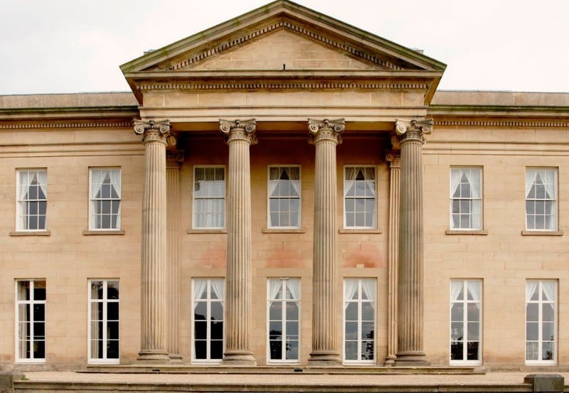 Yorkshire Venue the Mansion