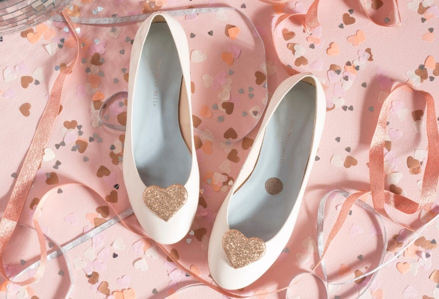 37399fe083 Flat Wedding Shoes: 11 Flat Wedding Shoes for Comfort and Style