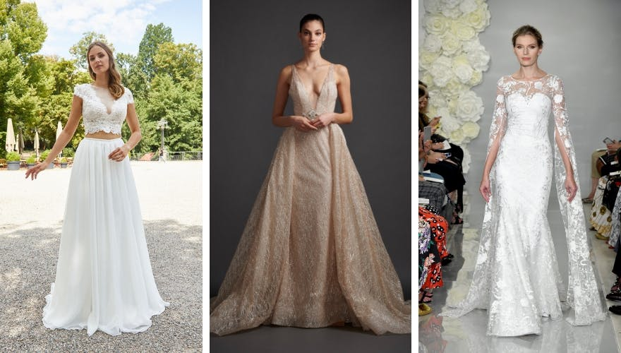Wedding Dress Trends For 2019: A Selection Of Unmissable