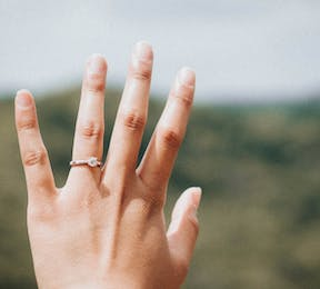 Thoughts when getting engaged