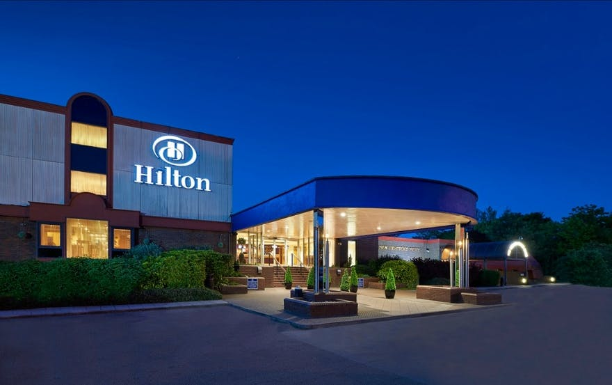 Venue of the Day Hilton Watford