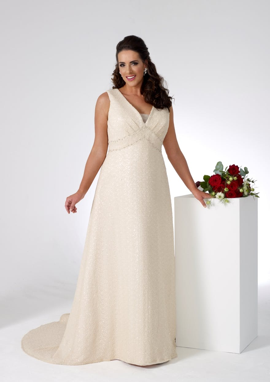 Beautiful Wedding Dresses for Older Brides , Confetti.co.uk