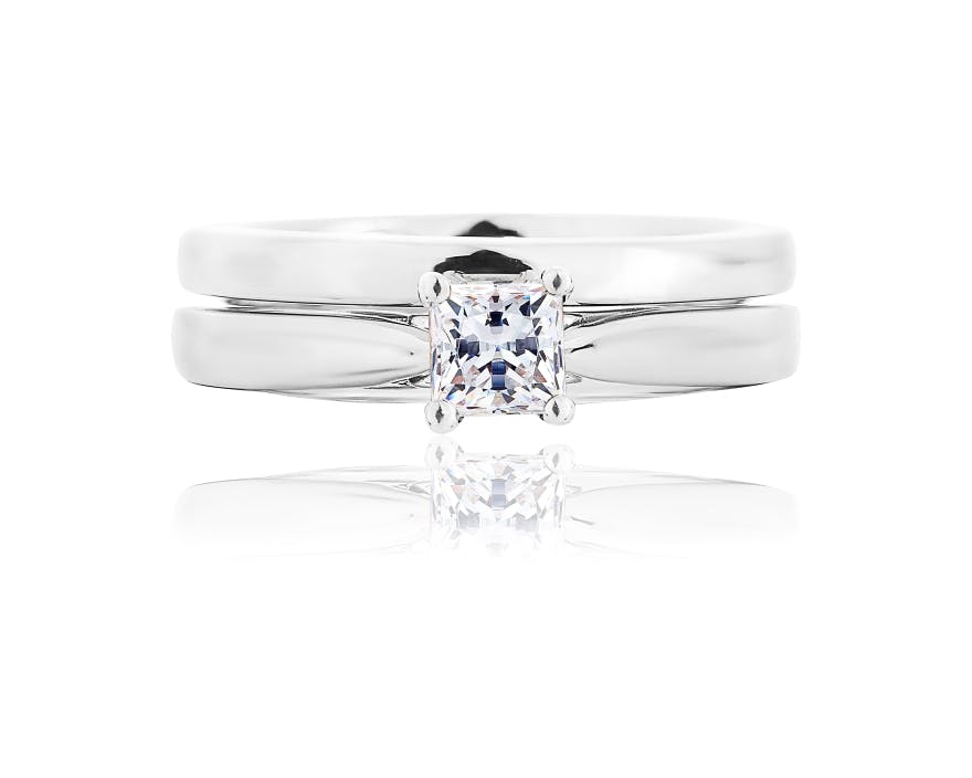 Platinum Wedding Rings Everything You Need To Know Confetti