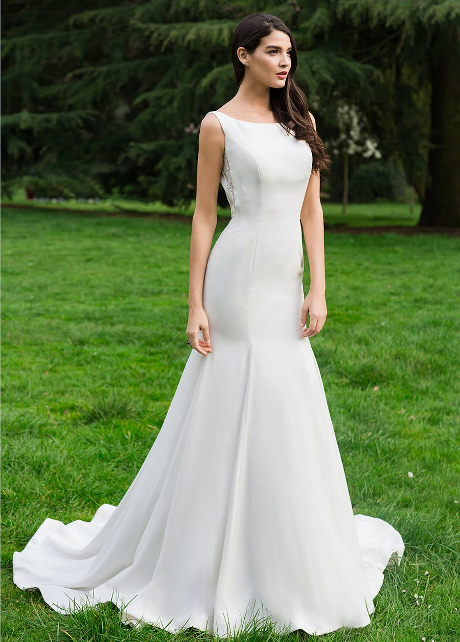 Beautiful Wedding Dresses For Older Brides Confetti Co Uk