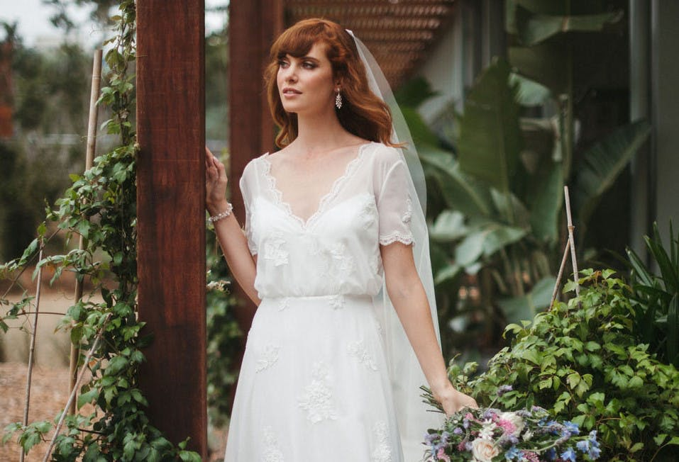 Wedding Dresses For Older Brides 21 Beautiful Designs Wedding