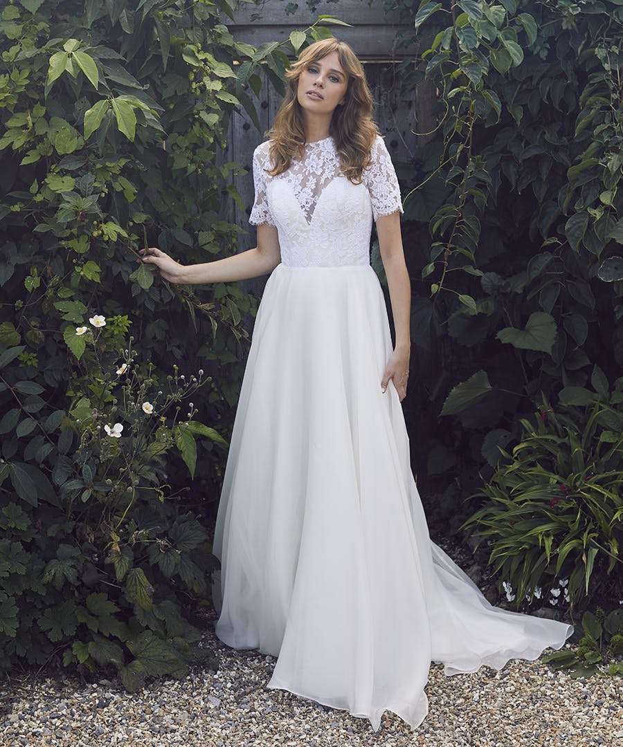 Beautiful Wedding Dresses For Older Brides