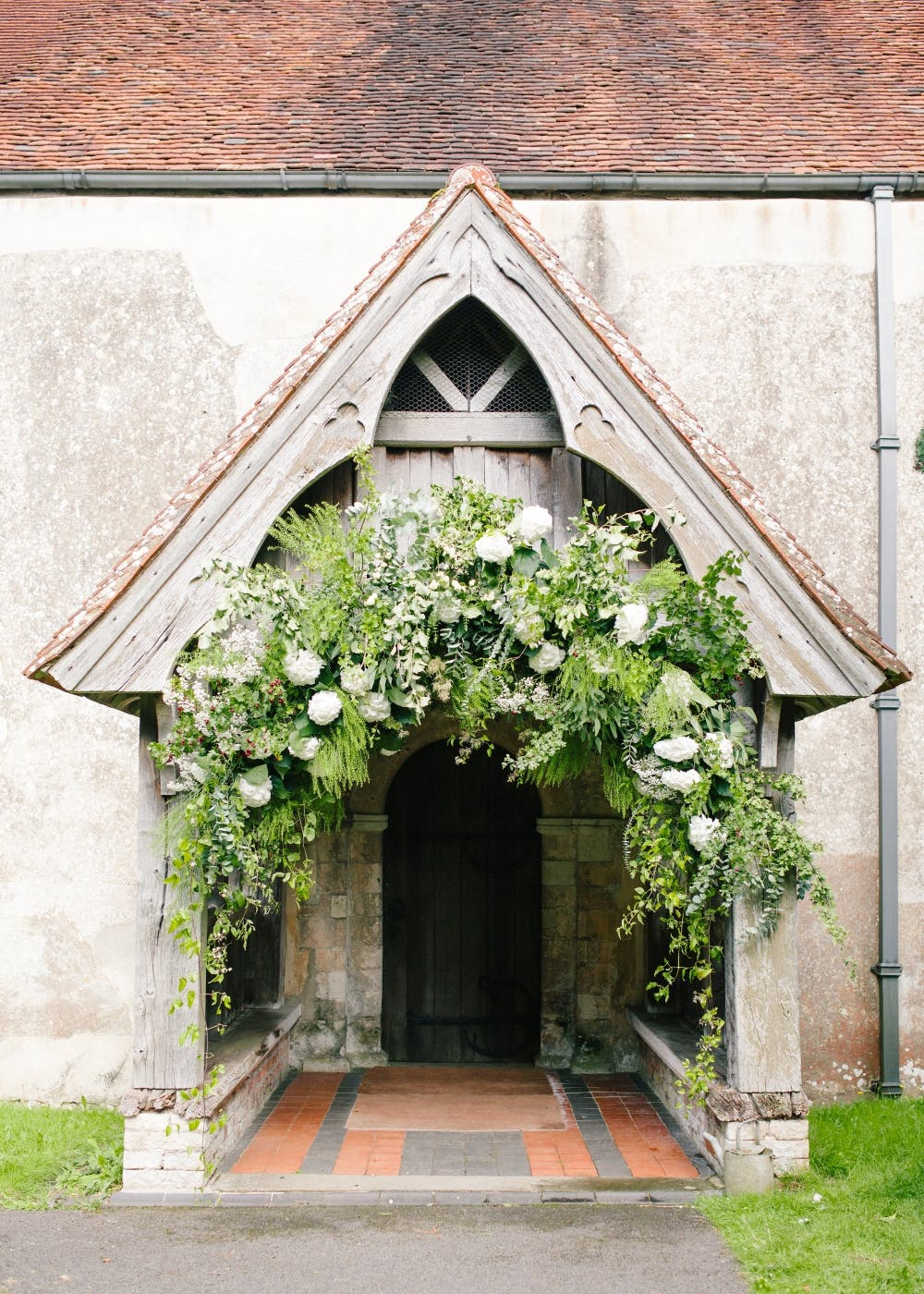 half-height-wedding-arch
