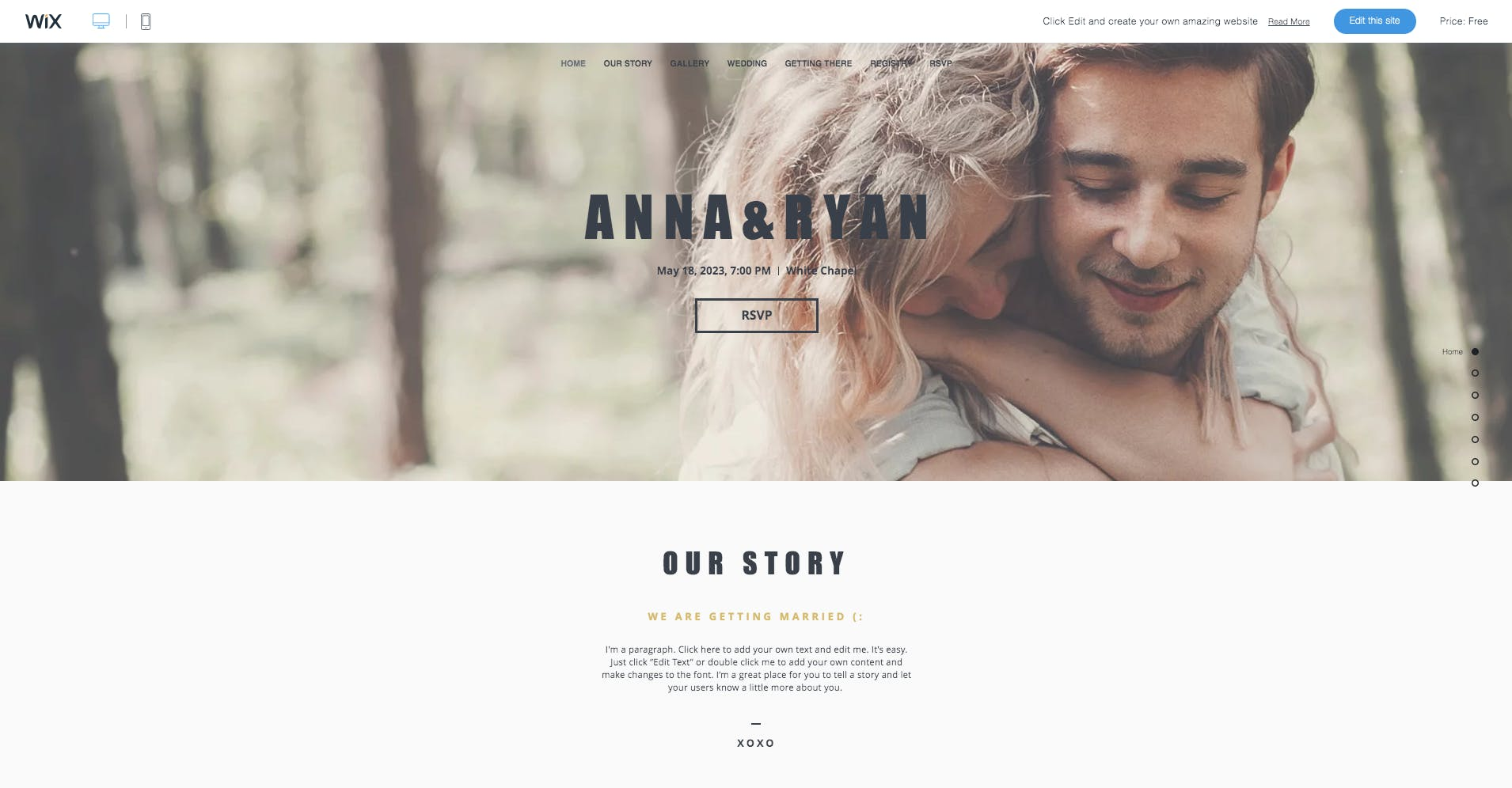 Create A Wedding Website.Your Wedding Website Everything You Need To Include Confetti Co Uk
