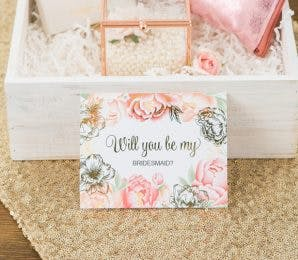 Will You Be My Bridesmaid: 20 of the Best Bridesmaid Proposal Ideas