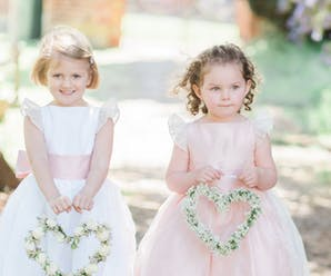 Flower Girl Dresses Outfits Confetti