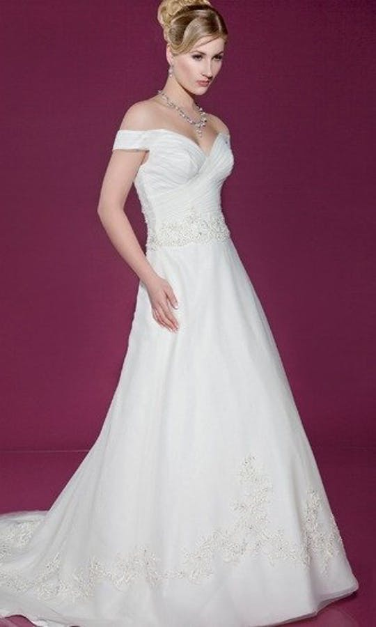 Benjamin Roberts Wedding Dresses 2403 #1