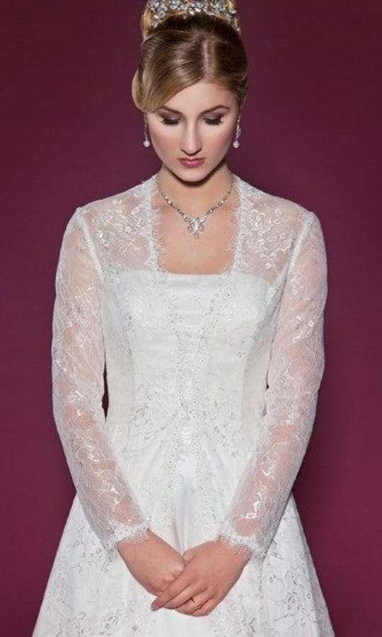 Benjamin Roberts Wedding Dresses 2412 #1