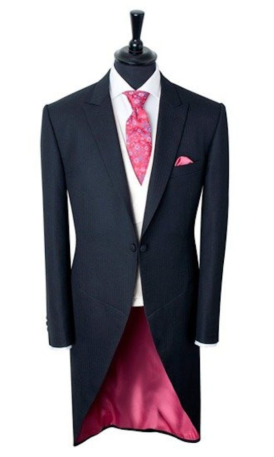 King & Allen Bespoke Suits Dinner Suit #1