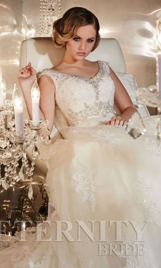 Eternity Bridal Summer 2015 D5196 #1