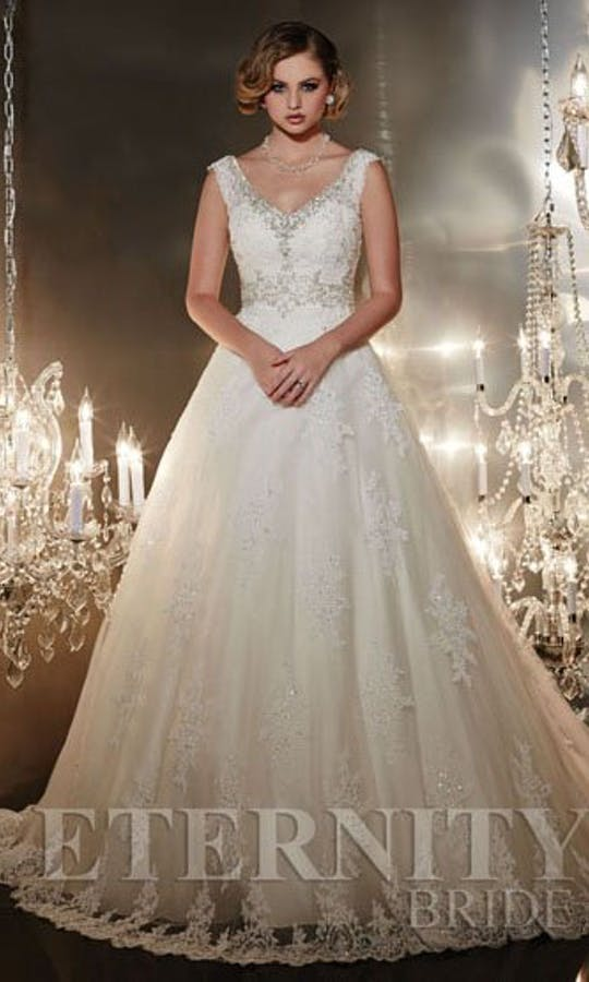 Eternity Bridal Summer 2015 D5196 #2