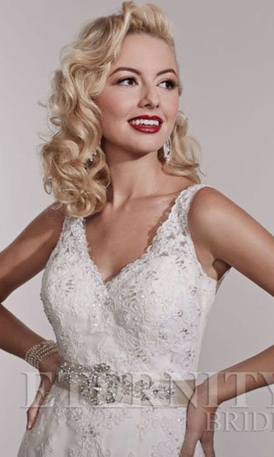 Eternity Bridal Summer 2015 D5209 #1