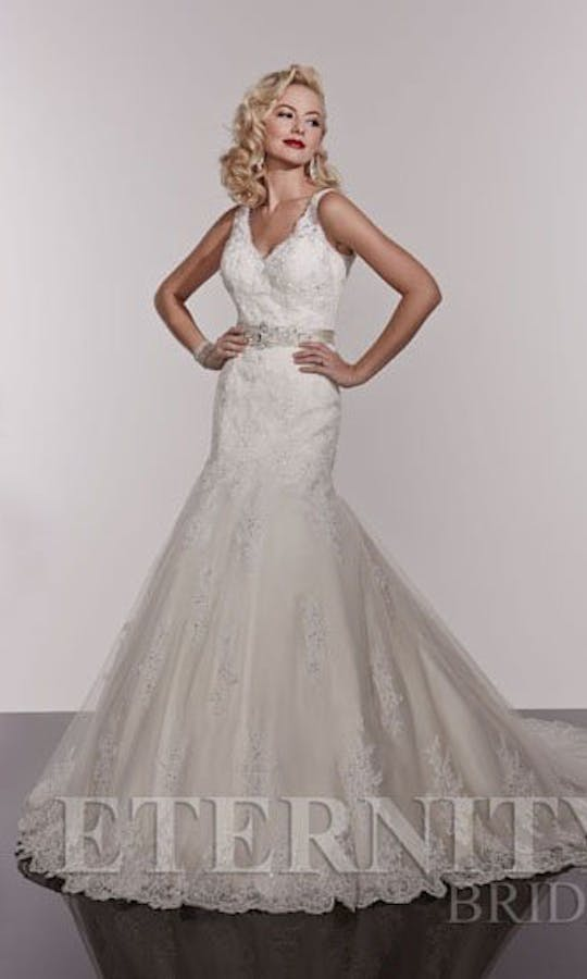 Eternity Bridal Summer 2015 D5209 #2